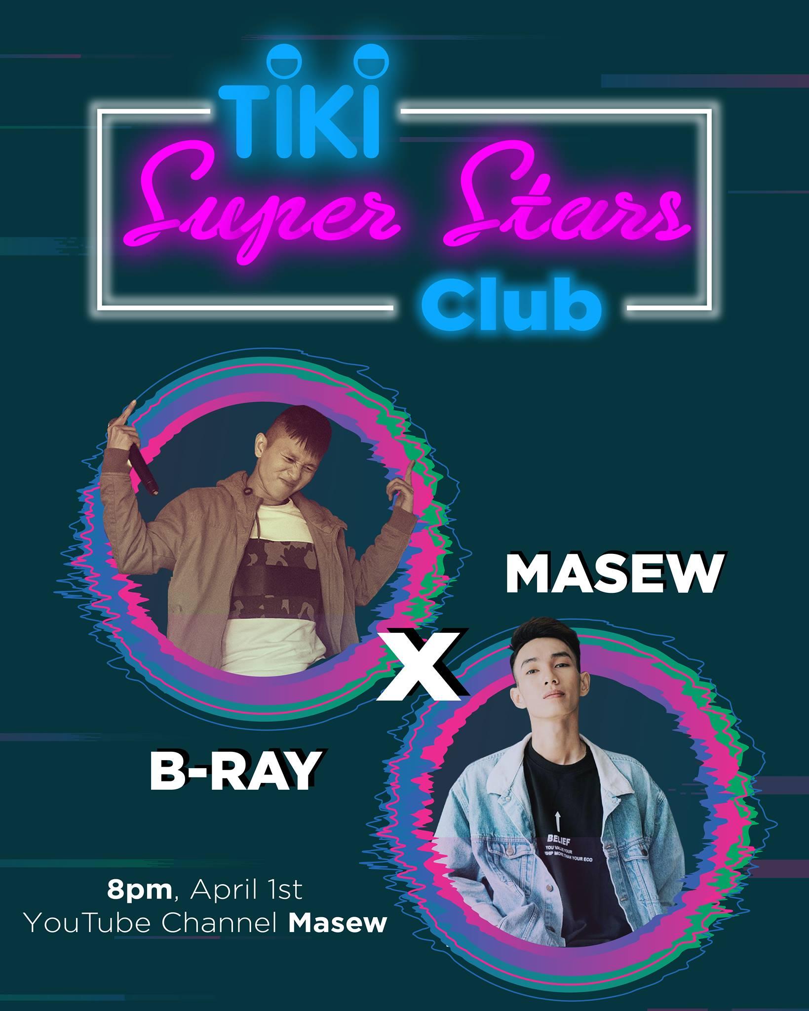 """Mở màn chiến dịch với MV """"Lửng lơ"""" của Masew và B-Ray"""