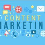 Hoạt động content marketing của doanh nghiệp